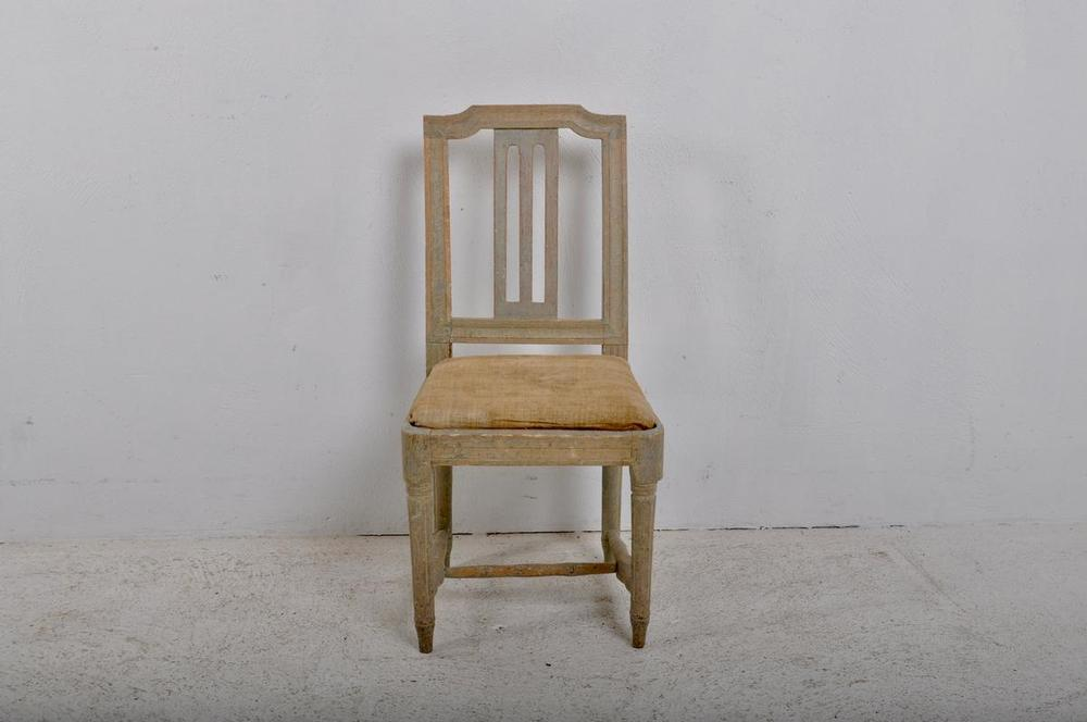 Gustavian chair
